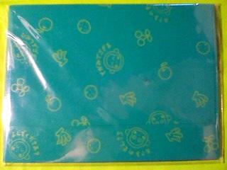 おさるのもんきち 封筒 あて名用シール 1993年 日本製 グッズの画像