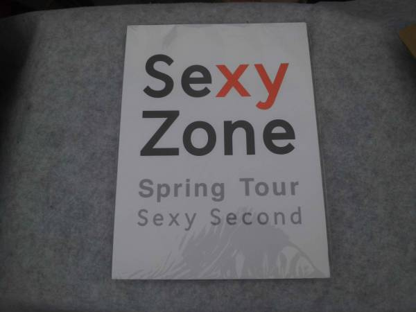 ★ Sexy Zone ★ Spring Tour Sexy Second★ セクシーゾーン