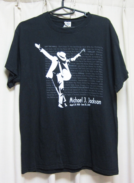Michal J Jackson? TシャツM
