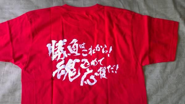 オリックスバファローズ 2010年勝負はこれから!Tシャツ赤 グッズの画像