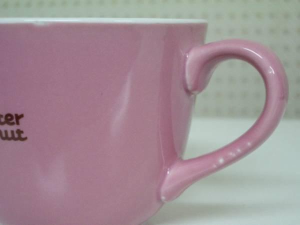 少々難有り?未使用◆ミスタードーナツ 非売品◆ミスド◆陶器製 マグカップ_画像3