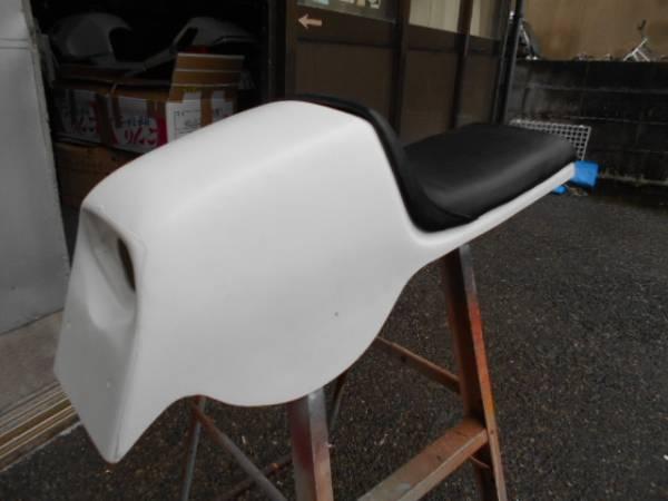 CB400F FRPシングルシート カフェレーサー_画像2