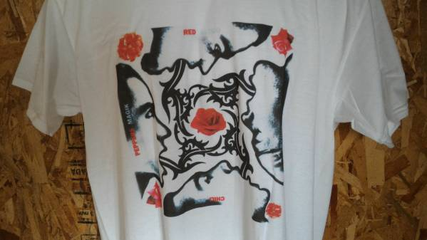 Red Hot Chili Peppers レッチリ Tシャツ L 送料込2