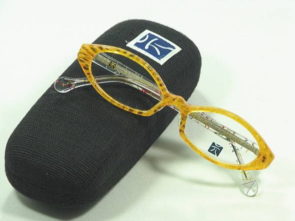 Free Shipping【original】Japan by skilled craftsmen who gem glasses 38-7