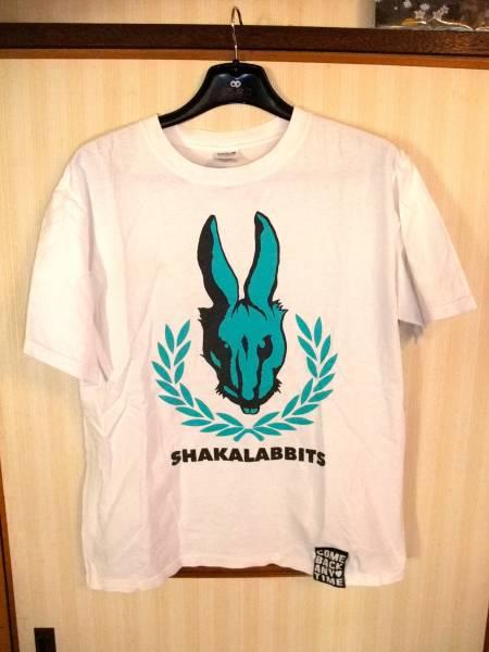 シャカラビッツ SHAKALABBITS Tシャツ ライブ ツアー 2004
