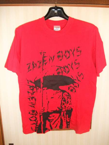 ZAZEN BOYS ザゼンボーイズ Tシャツ ツアー ライブ ロック