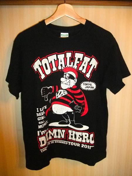 TOTALFAT Tシャツ トータルファット バンド SABBAT13