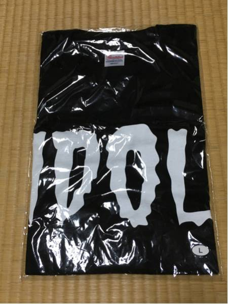 BiS IDOL Tシャツ L 解散ツアーver 新品 BiSH でんぱ組