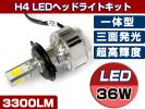 日産モコ MG33S MG22S MG21S■36W H4 Hi/Lo LEDヘッドライト