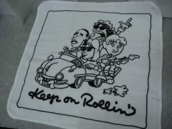 スターダストレビュー ハンドタオル☆ツアー 艶 Keep On Rollin'