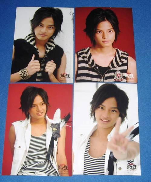 中山優馬 写真 4枚 大阪凱旋コンサート 新品