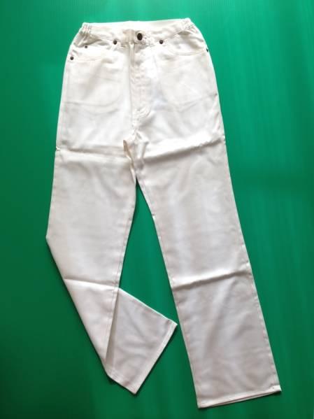【タグ付き!】 ◆ FREE ACTION / ユニチカ ◆ パンツ オフホワイト S