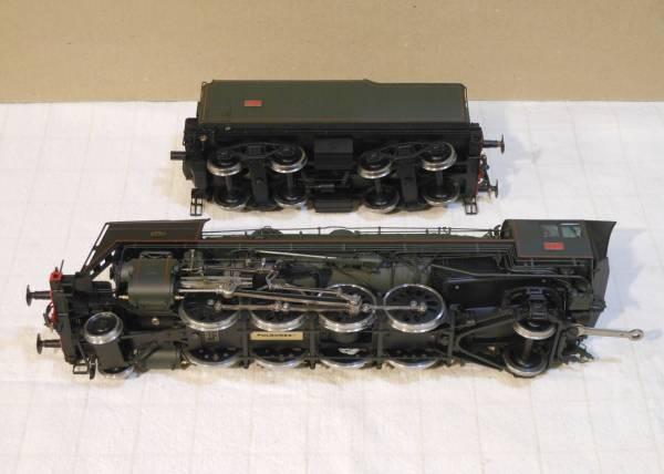 Fulgurex フルグレックス Oゲージ SNCF 141R 日本製_画像3