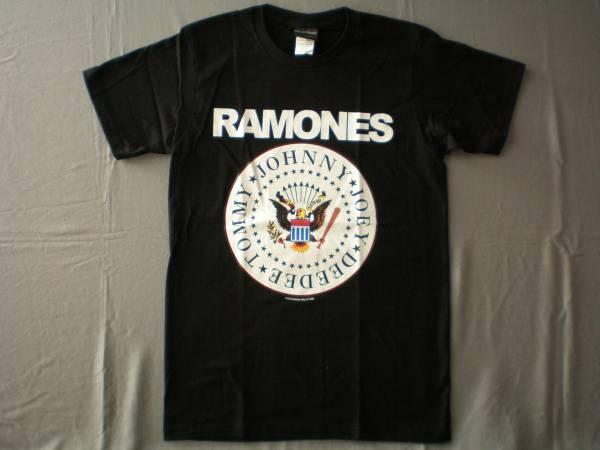 バンドTシャツ ラモーンズ (Ramones) 新品 Mサイズ