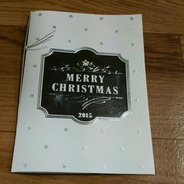 B'z クリスマスカード 2015