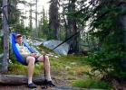 ハンモック ブッシュウォーカーチェア CBサスペンション 新品 (検索)キャンプ ハイキング ブッシュクラフト カヌー カヤック
