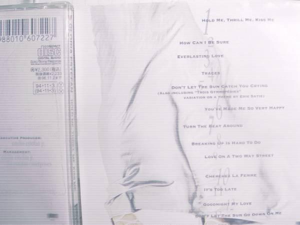 ☆送料無料!グロリア・エステファン『ホールド・スリル・キス・ミー』キューバ出身 祖国への思いを込めたラテンミュージック 検盤済