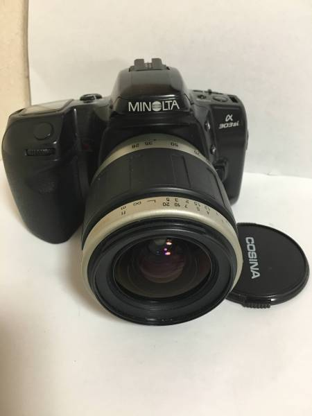 ソニーαタムロン28-80mmF3.5-5.6+α303Si_画像1