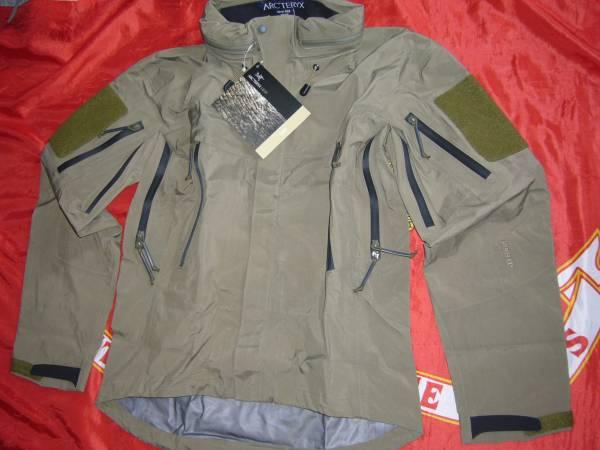 実物 Arc'teryx LEAF GEN1 Alpha Jacket XS アークテリクス リーフ アルファー ジャケット ゴアテックス GORE-TEX NATO 米軍特殊部隊 SAS