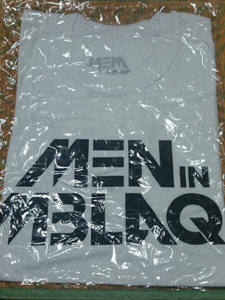 ★MBLAQ★「MEN IN MBLAQ」コンサート公式Tシャツ