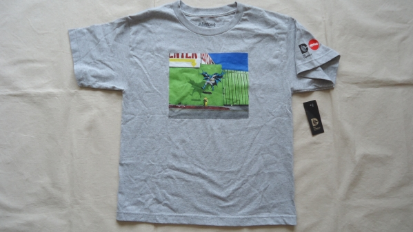 653391d0f 代購代標第一品牌- 樂淘letao - Almost Boys Bat-Flip Tee グレーL %off 子供サイズTシャツSB  バットマンスケートボードレターパックライト¥360