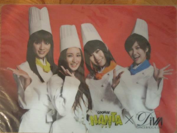 Diva NANTA応援グッズ