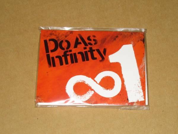 Do As Infinity [∞1] 非売品缶バッジ 未開封