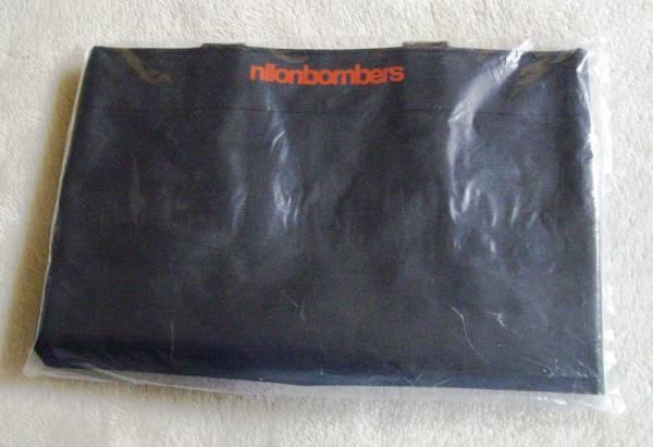 ■NilonBombers■ナイロン製トートバッグ■ナイロンボンバーズ