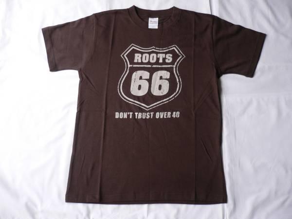 新品 ROOTS 66 Tシャツ 斉藤和義 スガシカオ トータス松本 等