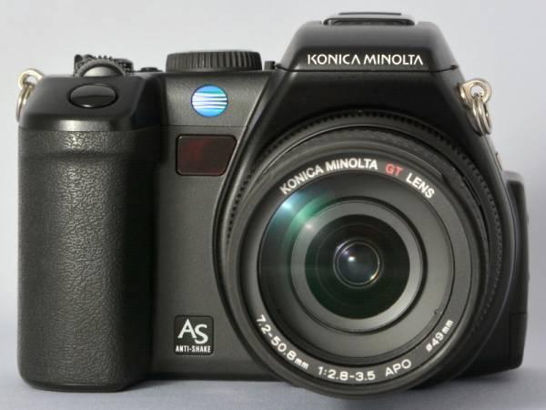 0095 ★中古品★ MINOLTA製デジタルカメラ DiMAGE A200