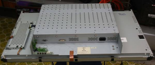TOEI/32インチ液晶モニタユニット/LF-WX32D/ガラス付_画像1