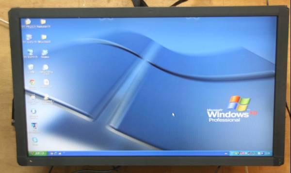 TOEI/32インチ液晶モニタユニット/LF-WX32D/ガラス付_画像2
