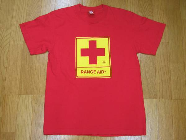 【 オレンジレンジ 】2007ツアー プリントTシャツ 赤 ライブグッズの画像