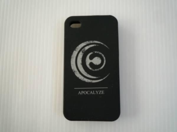 【良品!!】 ★ クロスフェイス/Crossfaith ★ iPhone4S ケース 黒