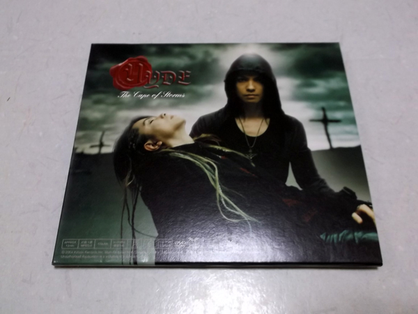 ○HYDE★ハイド★DVD美品【 THE CAPE OF STOMES 】