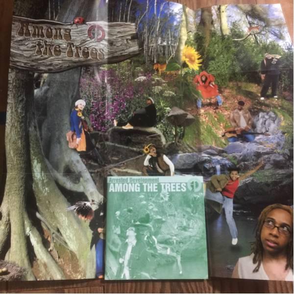 アレステッド・ディベロップメント Among the Trees CD+DVD_画像3