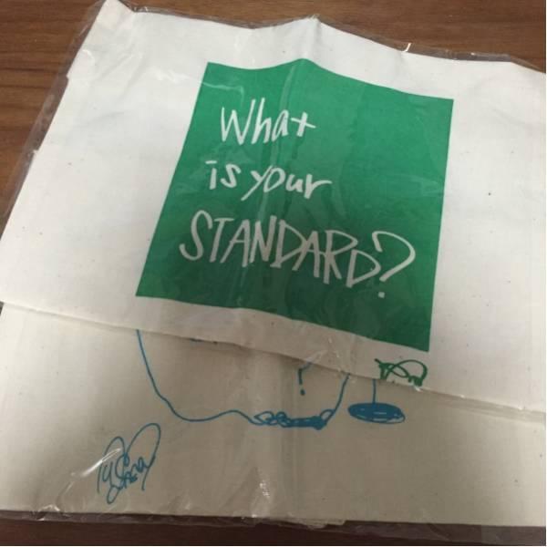 【送料込】新品 ミニトートバック STANDARD MAMI RINA グッズ
