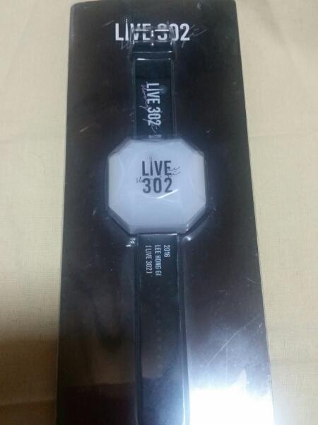 イホンギ ソロコン ソウル 腕時計型 LEDライト 未使用品