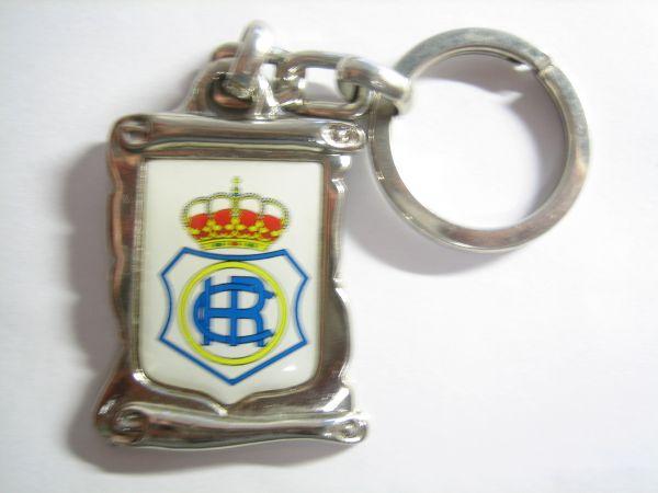 レクレアティーボ キーホルダー スペイン最古のサッカーチーム