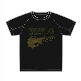 ストライクウィッチーズ Tシャツ 懐中時計 限定品 ドイツ