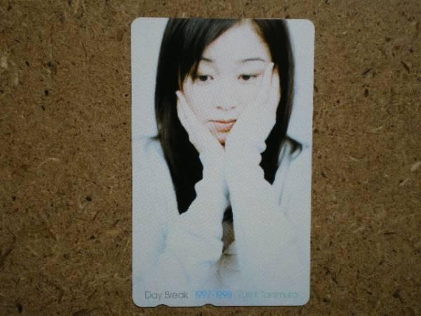 s40-48・1997-1998 谷村有美 テレカ_画像1
