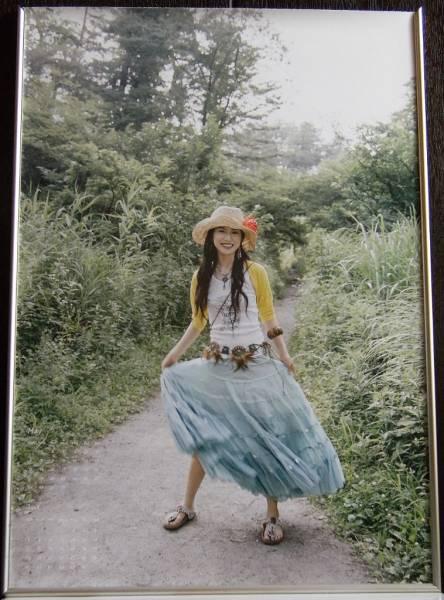 島谷ひとみ/2006カレンダー5月6月 B2ポスター