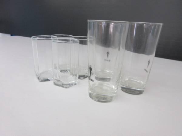 【7点セット!】 ★ グラス・コップ ★ タンブラー 2種 大:3 / 小:4