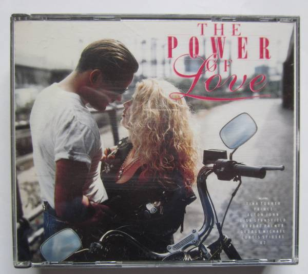 送料無料 Power Of Love John Waite Julia Fordham Chris Rea