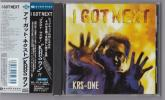 KRS ワン(KRS-ONE)/アイ・ガット・ネクスト(I GOT NEXT) 国内盤