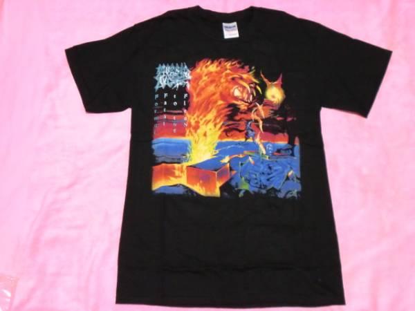 MORBID ANGEL モービッド エンジェル Tシャツ ロックT S バンドT Slayer OBITUARY ライブグッズの画像