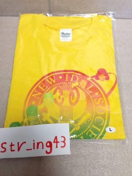 新品 BiS 新生アイドル研究会 24時間ライブ 2013 Tシャツ Lサイズ グッズ