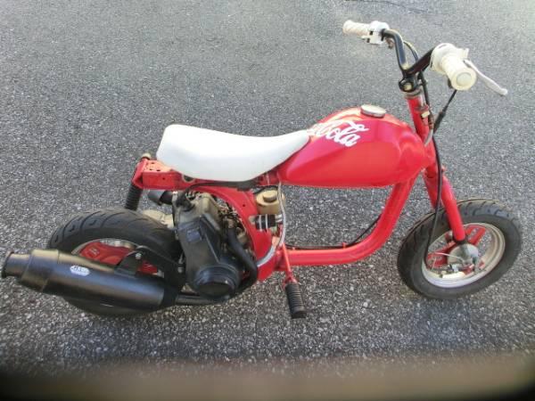 「レジャー用改造バイク」の画像2