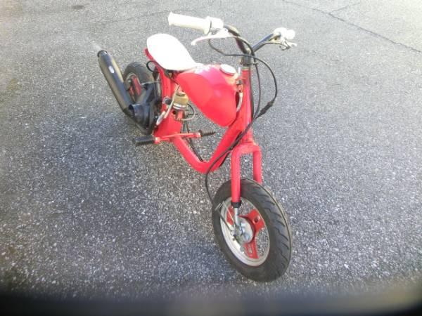 「レジャー用改造バイク」の画像3