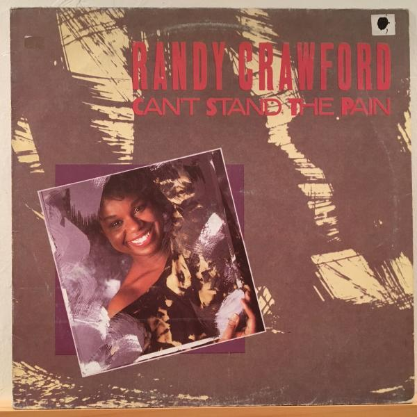 ○Randy Crawford/Cant Stand The Pain○メロウソウルレア12!_画像1